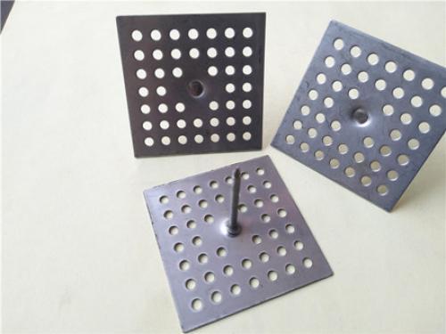 铝制保温钉A系列-多孔保温钉